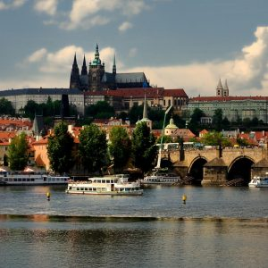 Charles and Prague Castle