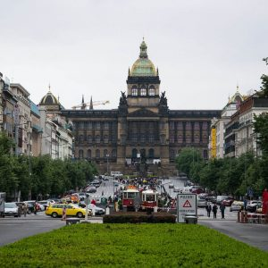 Prague New Town Tours